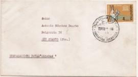 Sobre enviado desde Orcadas 1965