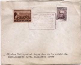 Sobre Campaña Antártica 1961