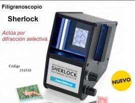 Detector de filigrana Sherlock