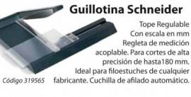 Guillotina  (grande) Schneider G